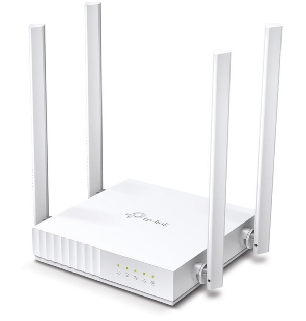 TP-Link Archer C24 - AC750 Dual Band Wi-Fi Router