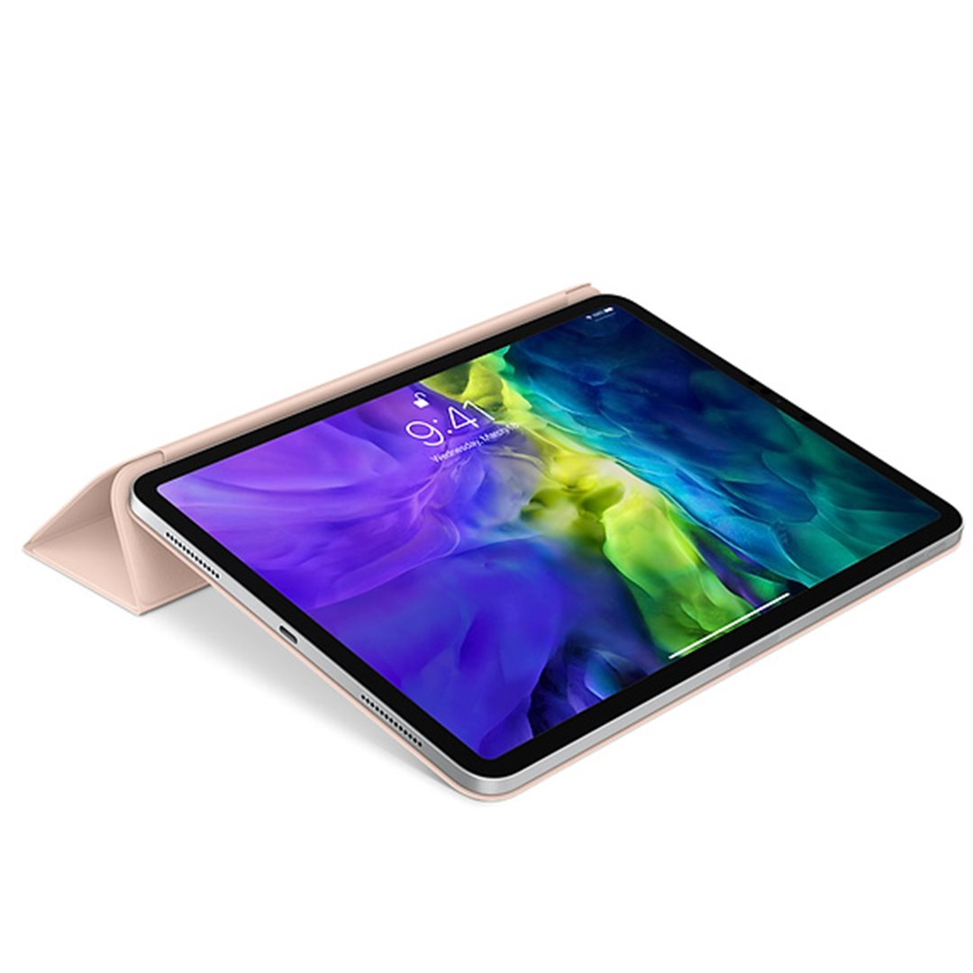 Apple Smart Folio flipové pouzdro, obal, kryt Apple iPad Pro 11'' pink sand
