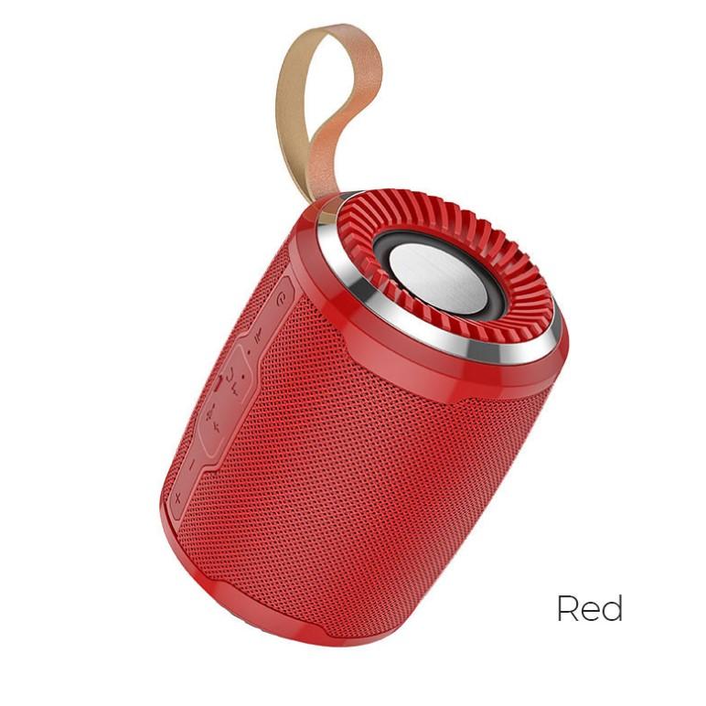 Repro Bluetooth HOCO BS39 Cool freedom, červená