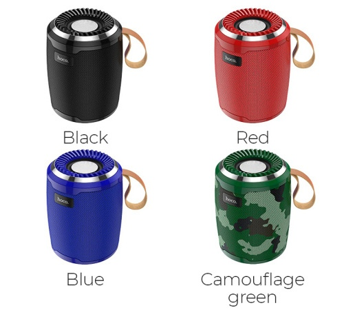 Bluetooth reproduktor HOCO BS39 Cool freedom, camouflage
