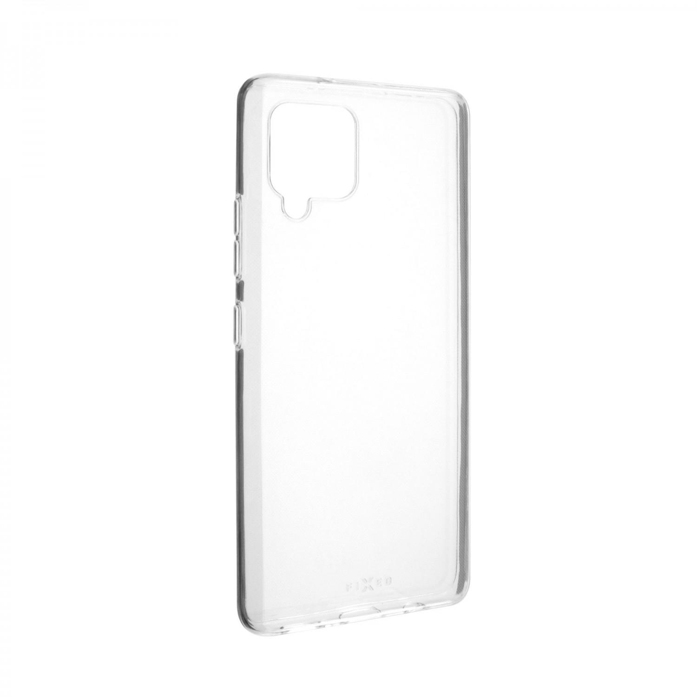 FIXED Skin Ultratenké silikonové pouzdro, obal ,kryt Samsung Galaxy A42 5G clear