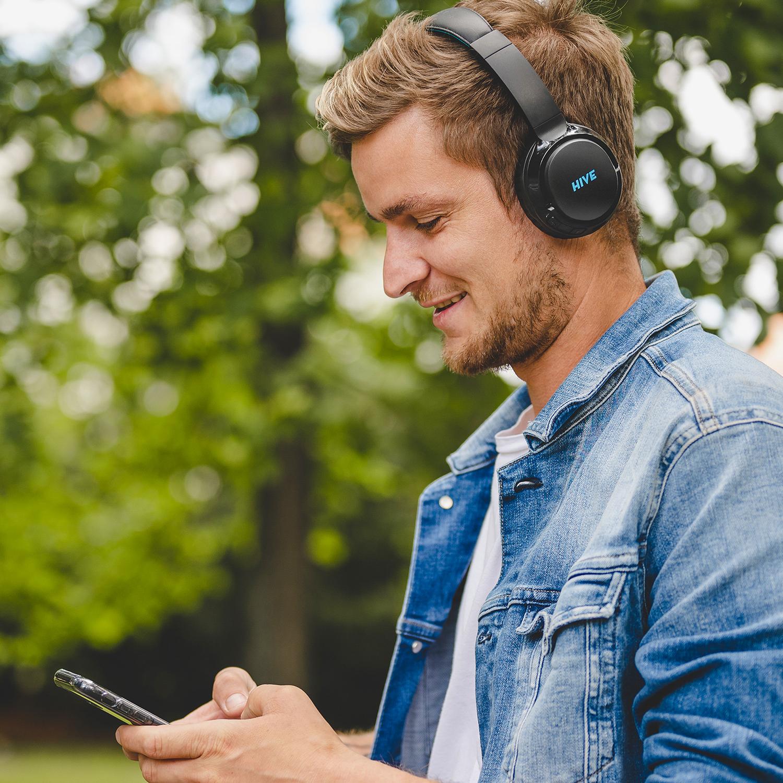 Bezdrátová sluchátka Niceboy Hive 3 Prodigy