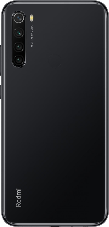 Xiaomi Redmi Note 8 4GB/64GB černá
