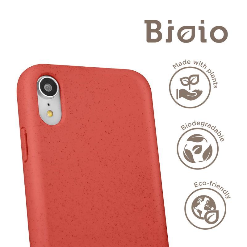 Eko pouzdro Forever Bioio pro Samsung Galaxy A21s, červená