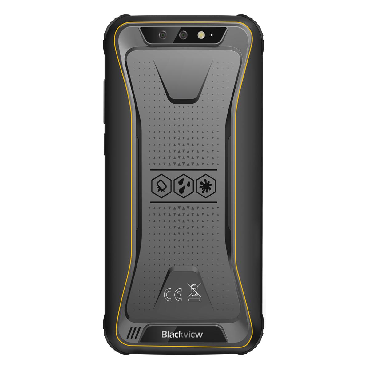 iGET Blackview GBV5500 Plus 3GB/32GB žlutá