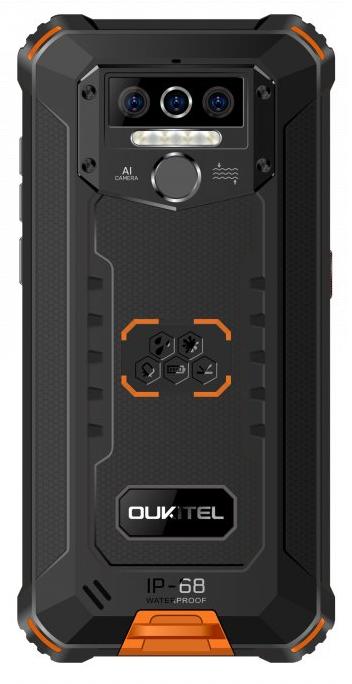 Oukitel WP5 Pro 4GB/64GB oranžová