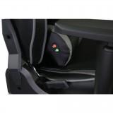 EVOLVEO Ptero ZX Cooled, herní křeslo s masážními funkcemi a ventilátory, černá