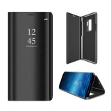 Cu-Be Clear View flipové pouzdro, obal, kryt Samsung Galaxy A20e black