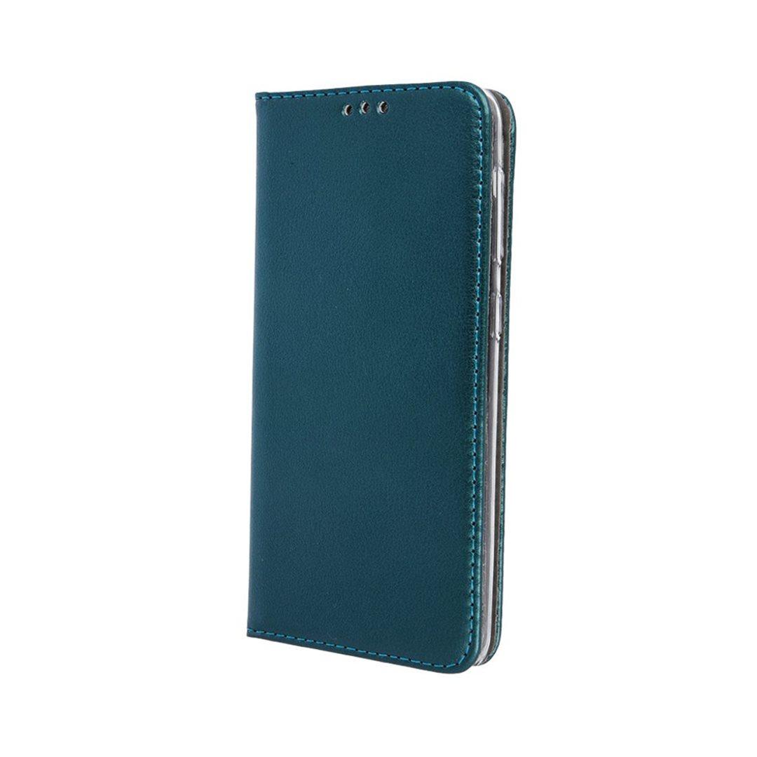 Cu-Be Platinum flipové pouzdro, obal, kryt Samsung Galaxy A21s dark green