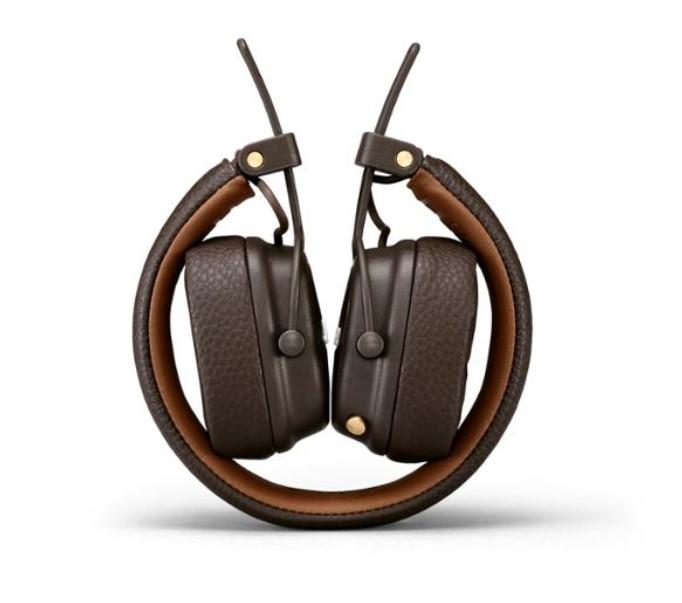 Bluetooth sluchátka Marshall Major III, hnědá