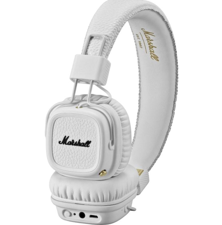 MARSHALL Major II White Android, bílá