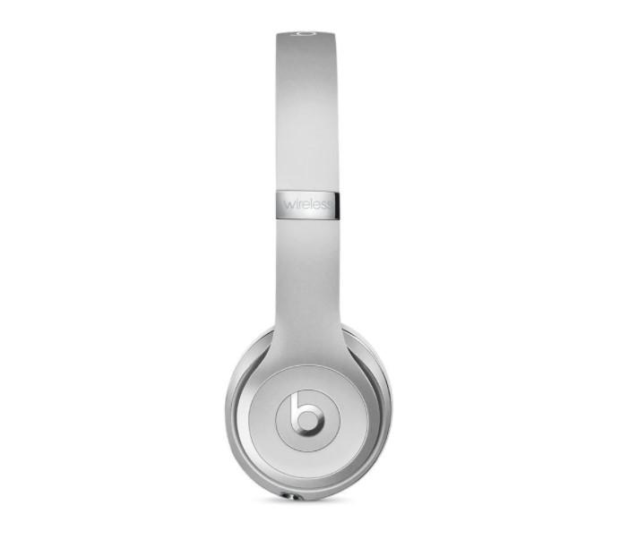 Bezdrátová sluchátka Beats Solo3 Wireless, stříbrná