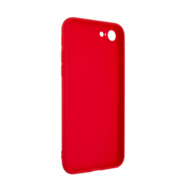 Zadní kryt, pouzdro, obal FIXED Story pro Samsung Galaxy A42 5G red