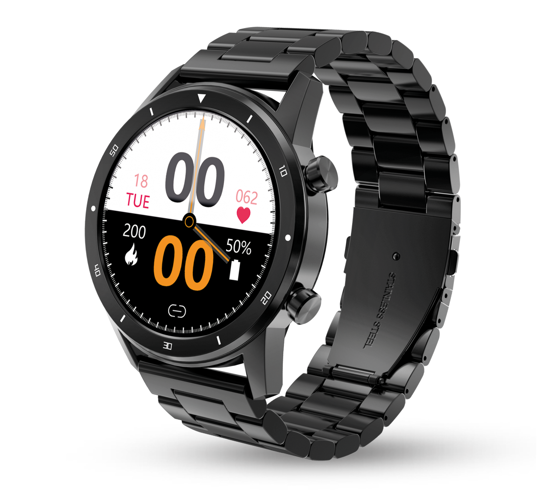 Aligator Watch Pro černá