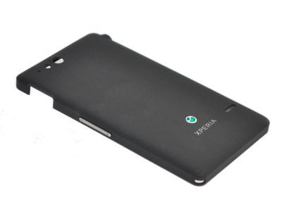 Zadní kryt baterie Sony Xperia GO, black