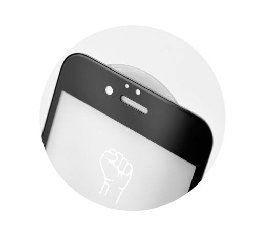 Tvrzené sklo Roar 5D pro Samsung Galaxy M21, černá