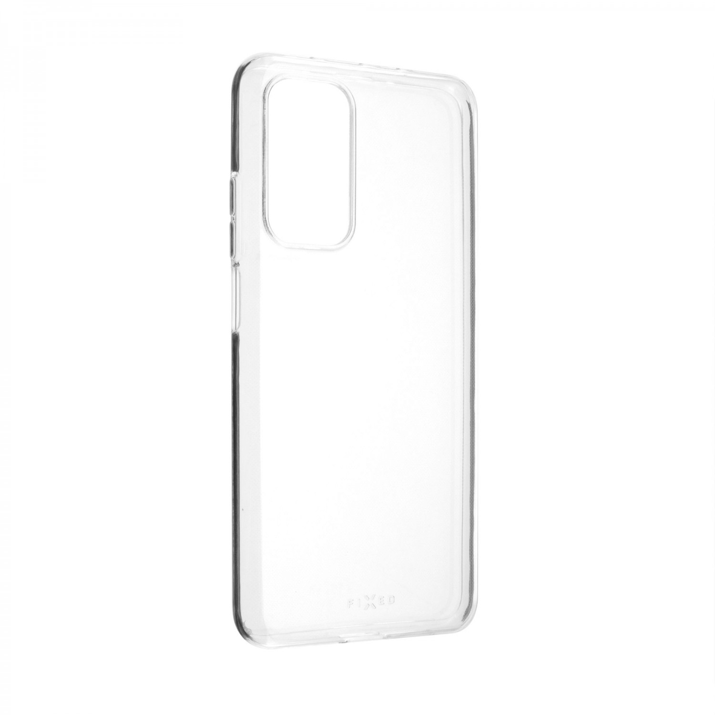 FIXED Skin Ultratenké silikonové pouzdro Xiaomi Mi 10T clear