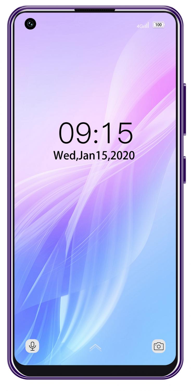 Oukitel C18 Pro 4GB/64GB fialová
