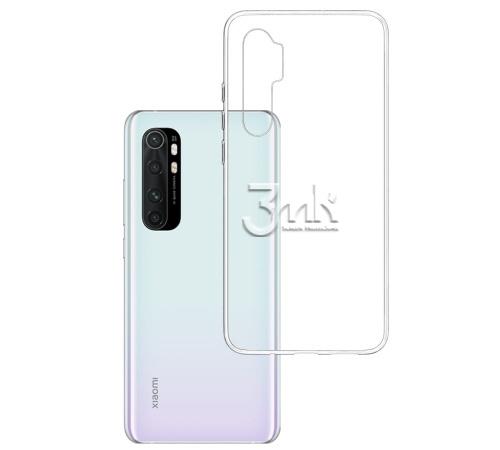 Ochranný kryt 3mk All-Safe Armor Case pro Xiaomi Mi Note 10 Lite, transparentní