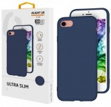 Silikonové pouzdro ALIGATOR Ultra Slim pro Apple iPhone 12 mini, modrá