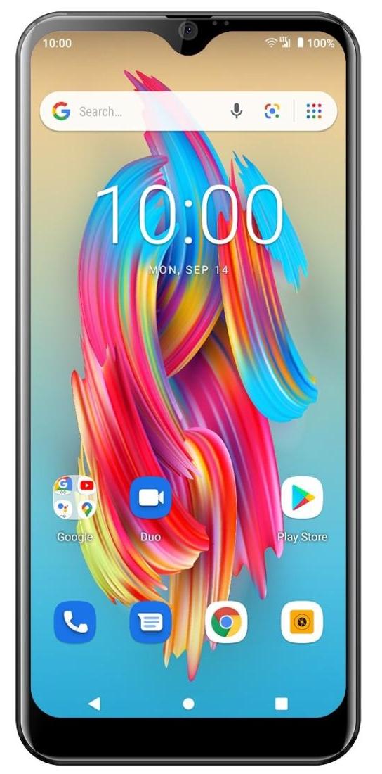 myPhone Prime 5 2GB/16GB stříbrná