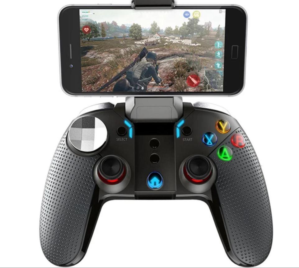 Bluetooth Gamepad iPega 9099 černá