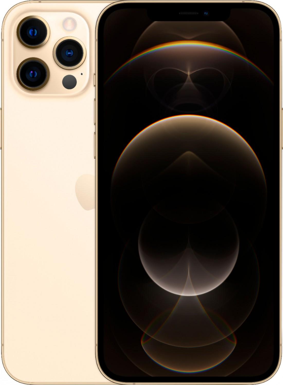 Apple iPhone 12 Pro Max 6GB/512GB zlatá