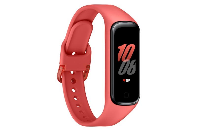 Fitness náramek Samsung Galaxy Fit2, červená