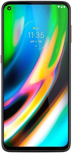 Motorola Moto G9 Plus 4GB/128GB modrá