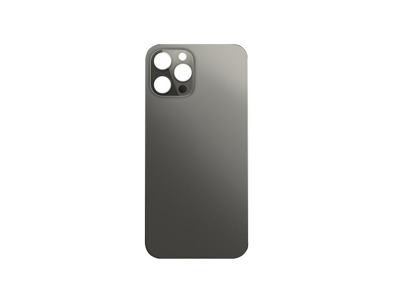Kryt baterie Back Cover Glass pro Apple iPhone 12 Pro, grafit