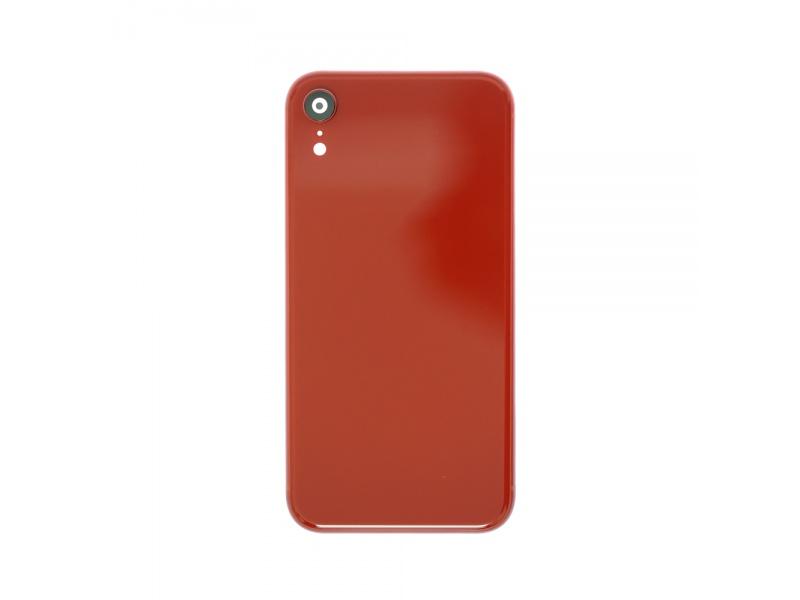 Kryt baterie Back Cover pro Apple iPhone XR, červená
