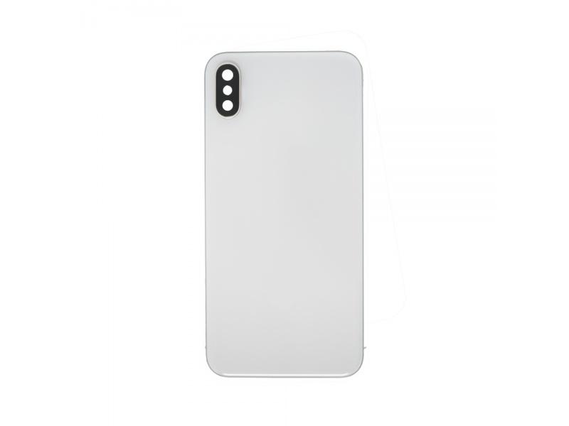 Kryt baterie Back Cover pro Apple iPhone XS, bílá