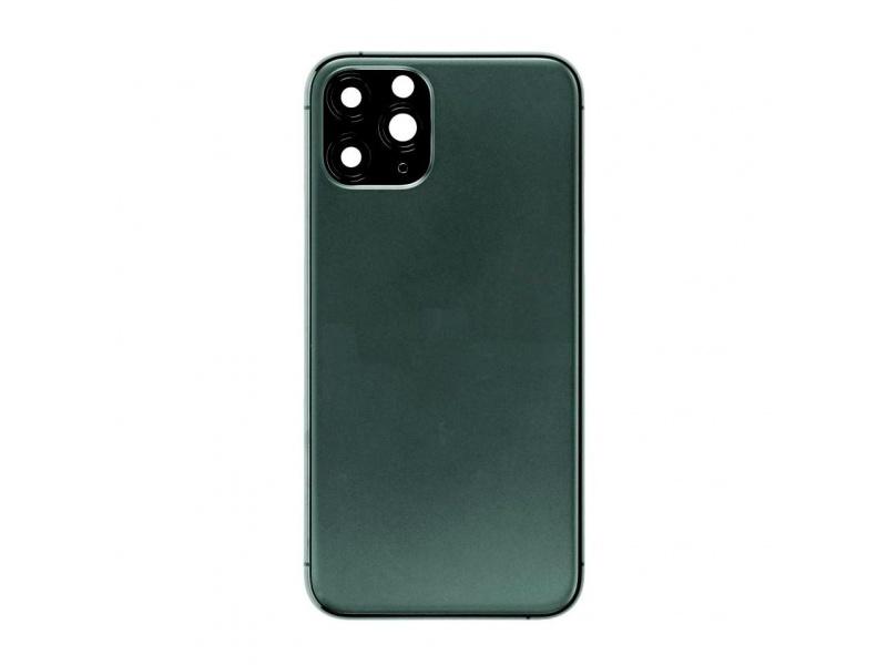 Kryt baterie Back Cover pro Apple iPhone 11 Pro, půlnoční zelená