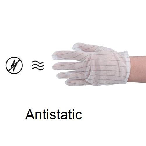 Antistatické rukavice pro opravu mobilních telefonů