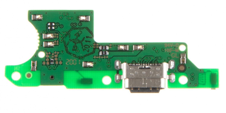 Motorola One Fusion+ Deska vč. Dobíjecího Konektoru