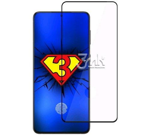 Tvrzené sklo 3mk HardGlass MAX pro Samsung Galaxy S21+