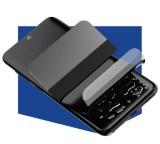 Ochranná antimikrobiální 3mk folie Silver Protection+ pro Samsung Galaxy S21 Ultra
