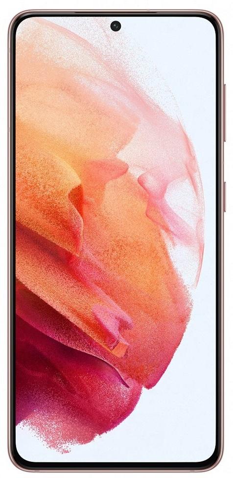 Samsung Galaxy S21 5G (SM-G991) 8GB/128GB růžová