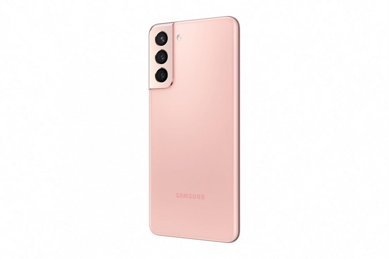Samsung Galaxy S21 12GB/256GB růžová