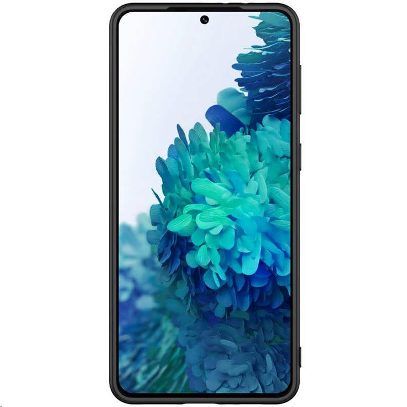 Zadní kryt Nillkin Textured Hard Case pro Samsung Galaxy S21+, black