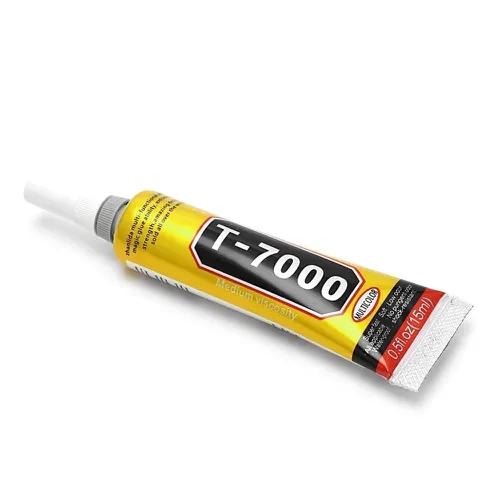 Lepidlo T-7000 na instalaci displeje 15ml, Černé