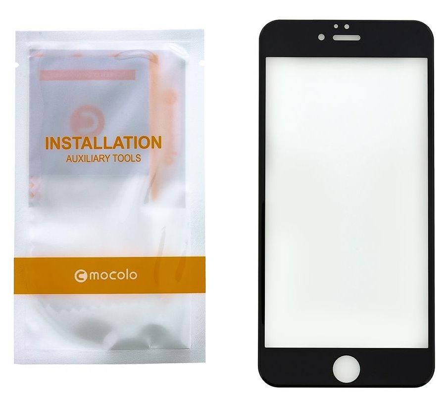 Tvrzené sklo Mocolo 5D pro Samsung Galaxy A12, černá