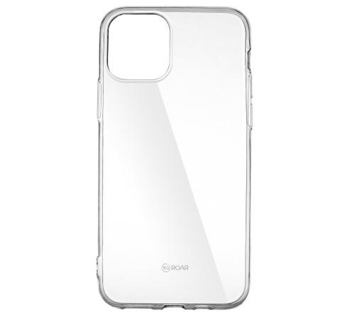 Kryt ochranný Roar pro Samsung Galaxy S21 Plus, transparentní