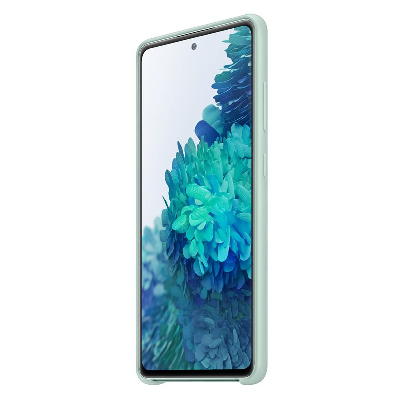 Silikonové pouzdro Samsung EF-PG780TME pro Galaxy Galaxy S20 FE, mátová