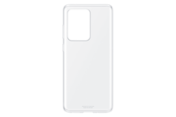 Ochranný kryt Clear Cover EF-QG988TTEGEU pro Samsung Galaxy S20 ultra, transparentní