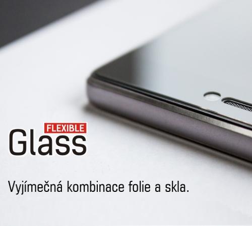 Hybridní sklo 3mk FlexibleGlass pro Motorola Moto G8 Plus