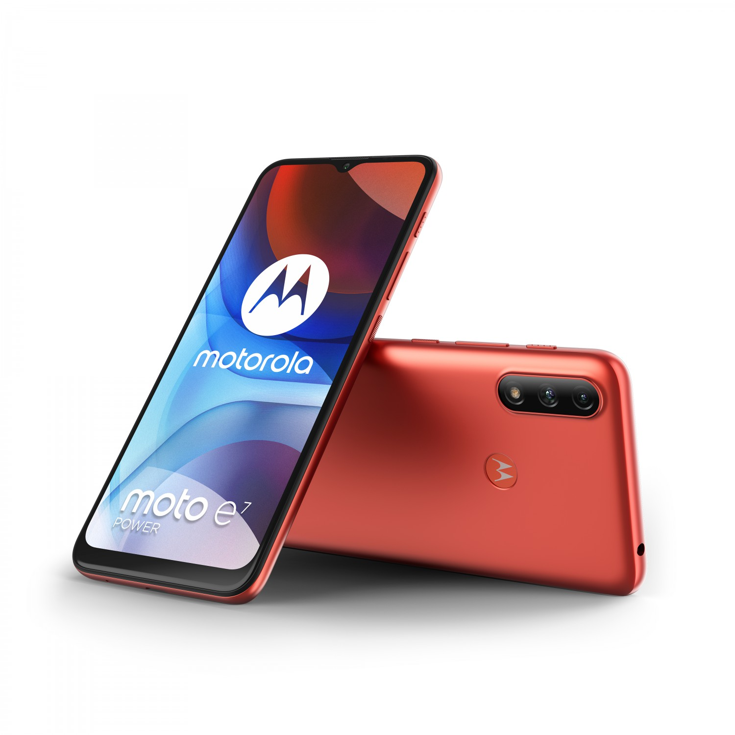 Motorola Moto E7 Power 4GB/64GB Oxy Red