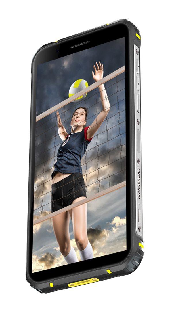 iGET Blackview GBV5100 4GB/128GB žlutá