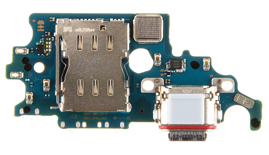 Samsung G991 Galaxy S21 Deska vč. Dobíjecího Konektoru (Service Pack)