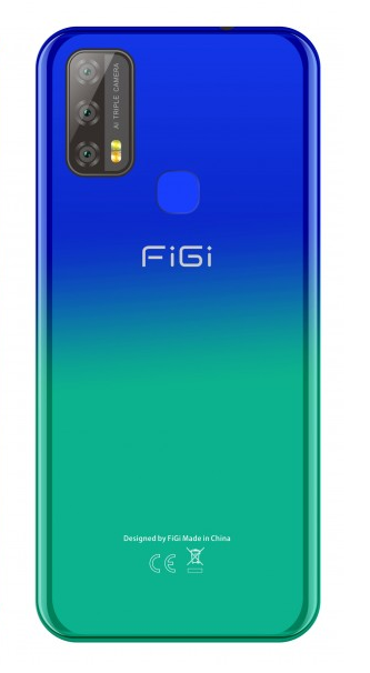 Aligator FiGi Note 3 3GB/32GB modrá